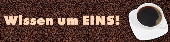 Coffee Lectures - Wissen um Eins!